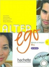 Alter Ego 1 - Bundle - Workbook + Textbook - Click to enlarge picture.