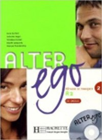 Alter Ego 2 - Bundle - Textbook + workbook - Click to enlarge picture.