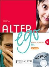 Alter Ego 3 - Bundle - Textbook + Workbook